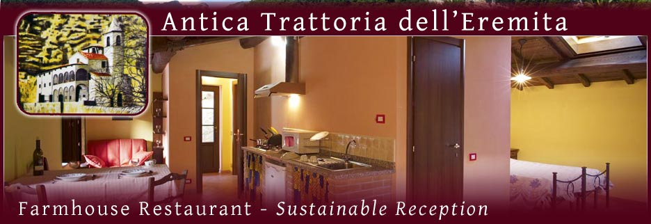 Appartement de l' Antica Trattoria dell'Eremita