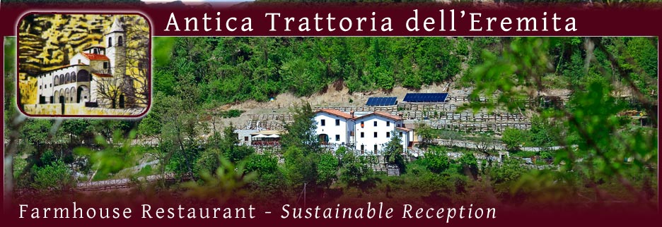 How to reach the Antica Trattoria dell'Eremita